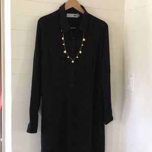 Old Navy Maternity Shirt Dress